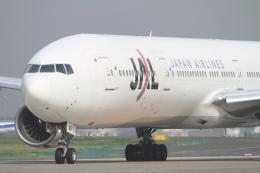 TAK_HND_NRTさんが、羽田空港で撮影した日本航空 777-346の航空フォト(飛行機 写真・画像)