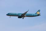OMAさんが、シンガポール・チャンギ国際空港で撮影したベトナム航空 A321-231の航空フォト(飛行機 写真・画像)