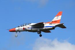 bakさんが、岐阜基地で撮影した航空自衛隊 T-4の航空フォト(飛行機 写真・画像)