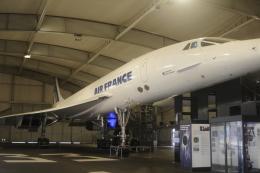 ユターさんが、ル・ブールジェ空港で撮影したエールフランス航空 Concorde 101の航空フォト(飛行機 写真・画像)