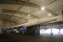 ユターさんが、ル・ブールジェ空港で撮影したアエロスパシアル Concordeの航空フォト(飛行機 写真・画像)