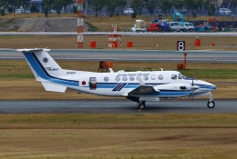 あしゅーさんが、福岡空港で撮影した海上保安庁 B300の航空フォト(飛行機 写真・画像)