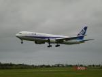 ノリださんが、宮古空港で撮影した全日空 767-381/ERの航空フォト(飛行機 写真・画像)