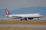 ちゃぽんさんが、関西国際空港で撮影したマカオ航空 A321-231の航空フォト(飛行機 写真・画像)