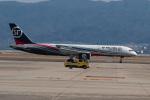 ぬるぽさんが、関西国際空港で撮影したSF エアラインズ 757-2Z0の航空フォト(飛行機 写真・画像)