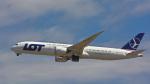 パンダさんが、成田国際空港で撮影したLOTポーランド航空 787-9の航空フォト(飛行機 写真・画像)