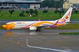 航空フォト:HS-DBX ノックエア 737-800