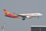 kuro2059さんが、香港国際空港で撮影した香港航空 A330-223の航空フォト(飛行機 写真・画像)