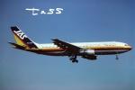 tassさんが、成田国際空港で撮影した日本エアシステム A300B4-2Cの航空フォト(飛行機 写真・画像)