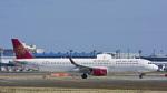 パンダさんが、成田国際空港で撮影した吉祥航空 A321-231の航空フォト(飛行機 写真・画像)