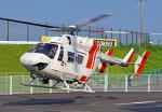 ちゃぽんさんが、鈴鹿サーキットで撮影したセントラルヘリコプターサービス BK117C-1の航空フォト(飛行機 写真・画像)