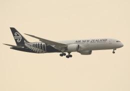 garrettさんが、台湾桃園国際空港で撮影したニュージーランド航空 787-9の航空フォト(飛行機 写真・画像)