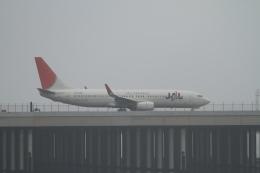 TAK_HND_NRTさんが、羽田空港で撮影したJALエクスプレス 737-846の航空フォト(飛行機 写真・画像)