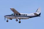yabyanさんが、名古屋飛行場で撮影した中日本航空 208 Caravan Iの航空フォト(飛行機 写真・画像)
