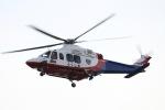 フクシマ119さんが、福島空港で撮影した福島県消防防災航空隊 AW139の航空フォト(飛行機 写真・画像)