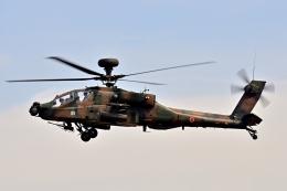 LUCHObyNOSAさんが、明野駐屯地で撮影した陸上自衛隊 AH-64Dの航空フォト(飛行機 写真・画像)
