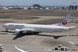 航空研究家さんが、羽田空港で撮影した日本航空 777-346/ERの航空フォト(飛行機 写真・画像)