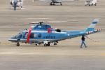 yabyanさんが、名古屋飛行場で撮影した滋賀県警察 A109E Powerの航空フォト(飛行機 写真・画像)