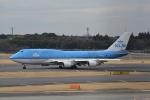 LEGACY-747さんが、成田国際空港で撮影したKLMオランダ航空 747-406Mの航空フォト(飛行機 写真・画像)