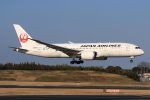 やつはしさんが、成田国際空港で撮影した日本航空 787-8 Dreamlinerの航空フォト(飛行機 写真・画像)