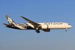 やつはしさんが、成田国際空港で撮影したニュージーランド航空 787-9の航空フォト(飛行機 写真・画像)
