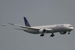 imosaさんが、羽田空港で撮影したユナイテッド航空 787-10の航空フォト(飛行機 写真・画像)