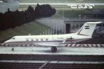 tassさんが、パリ オルリー空港で撮影したエジプト政府 G-1159A Gulfstream IIIの航空フォト(飛行機 写真・画像)