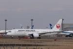 KAZFLYERさんが、成田国際空港で撮影した日本航空 787-8 Dreamlinerの航空フォト(飛行機 写真・画像)
