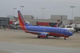 U.Tamadaさんが、ハーツフィールド・ジャクソン・アトランタ国際空港で撮影したサウスウェスト航空 737-7BDの航空フォト(飛行機 写真・画像)