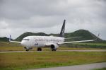 なないろさんが、新石垣空港で撮影した全日空 737-881の航空フォト(飛行機 写真・画像)