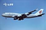 tassさんが、成田国際空港で撮影した中国国際航空 747-4J6Mの航空フォト(飛行機 写真・画像)