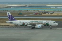 Koenig117さんが、那覇空港で撮影した香港エクスプレス A320-232の航空フォト(飛行機 写真・画像)