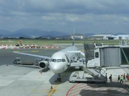 ヒロリンさんが、金海国際空港で撮影したエアプサン A321-231の航空フォト(飛行機 写真・画像)