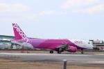 Yuseiさんが、福岡空港で撮影したピーチ A320-214の航空フォト(飛行機 写真・画像)