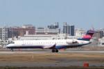 Yuseiさんが、福岡空港で撮影したアイベックスエアラインズ CL-600-2C10 Regional Jet CRJ-702ERの航空フォト(飛行機 写真・画像)