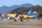 Yuseiさんが、福岡空港で撮影した全日空 777-281/ERの航空フォト(飛行機 写真・画像)