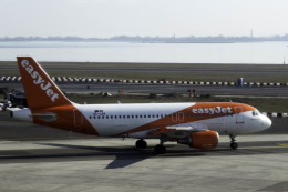 planetさんが、ヴェネツィア マルコ・ポーロ国際空港で撮影したイージージェット・ヨーロッパ A319-111の航空フォト(飛行機 写真・画像)