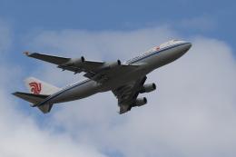 ベリックさんが、成田国際空港で撮影した中国国際貨運航空 747-4FTF/SCDの航空フォト(飛行機 写真・画像)