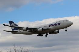 Tango Alphaさんが、成田国際空港で撮影したポーラーエアカーゴ 747-46NF/SCDの航空フォト(飛行機 写真・画像)