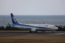 MIRAGE E.Rさんが、鳥取空港で撮影した全日空 737-8ALの航空フォト(飛行機 写真・画像)