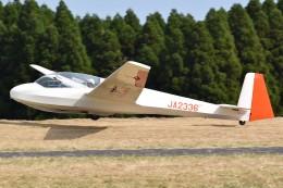 とびたさんが、久住滑空場で撮影した日本個人所有 ASK 13の航空フォト(飛行機 写真・画像)