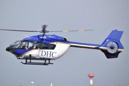 とびたさんが、名古屋飛行場で撮影したディーエイチシー EC145T2の航空フォト(飛行機 写真・画像)