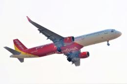 航空フォト:HS-VKG タイ・ベトジェットエア A321