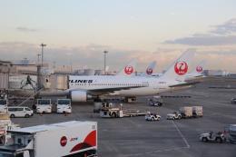 航空研究家さんが、羽田空港で撮影した日本航空 767-346/ERの航空フォト(飛行機 写真・画像)