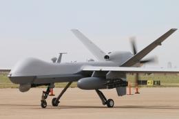 キャスバルさんが、キャノン空軍基地で撮影したアメリカ空軍 MQ-9 Reaperの航空フォト(飛行機 写真・画像)