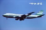 tassさんが、成田国際空港で撮影したキャセイパシフィック航空 747-267B(SF)の航空フォト(飛行機 写真・画像)
