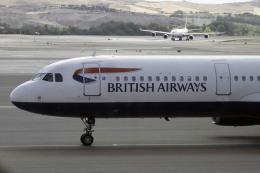 planetさんが、マドリード・バラハス国際空港で撮影したブリティッシュ・エアウェイズ A321-231の航空フォト(飛行機 写真・画像)