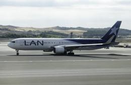 planetさんが、マドリード・バラハス国際空港で撮影したラタム・エアラインズ・チリ 767-316/ERの航空フォト(飛行機 写真・画像)