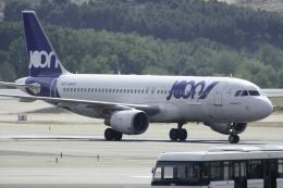 planetさんが、マドリード・バラハス国際空港で撮影したエールフランス航空 A320-214の航空フォト(飛行機 写真・画像)