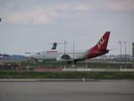 もんがーさんが、パリ シャルル・ド・ゴール国際空港で撮影したユーロピアン・エアチャーター 737-229/Advの航空フォト(写真)